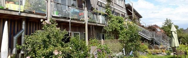 Besichtigung Wohnprojekt Gezeiten in Ganderkesee