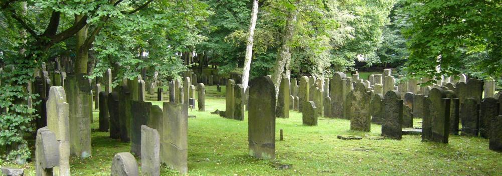 Geheimnisse eines jüdischen Friedhofs