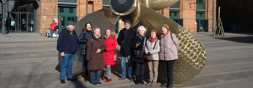 Besuch des Internationalen Maritimen Museums in Hamburg