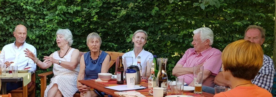 Sommerfest der Buxtehuder Wohnprojekte